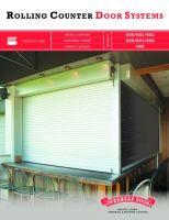 Counter Door Systems Brochure