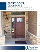 Entry Door Cladding